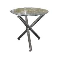 강화 유리 탁자