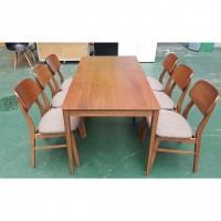 원목 6인 식탁 셋트 의자 6EA포함