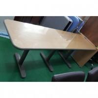 회의용 테이블 유리포함