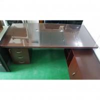 중역 책상 세트 책상+서랍+사이드