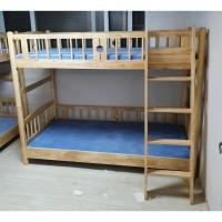 원목 2층 침대